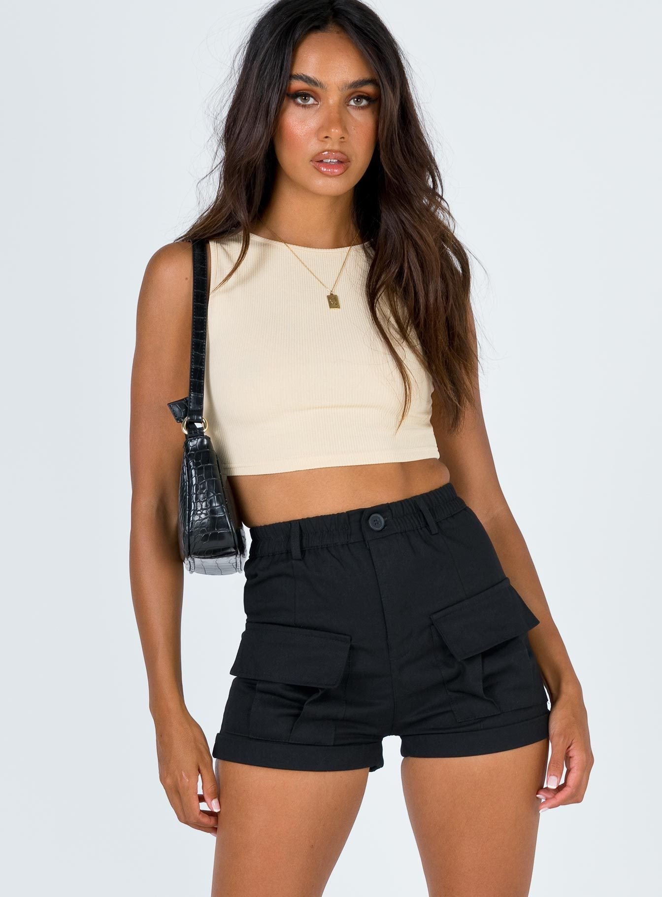 Selene Short Black