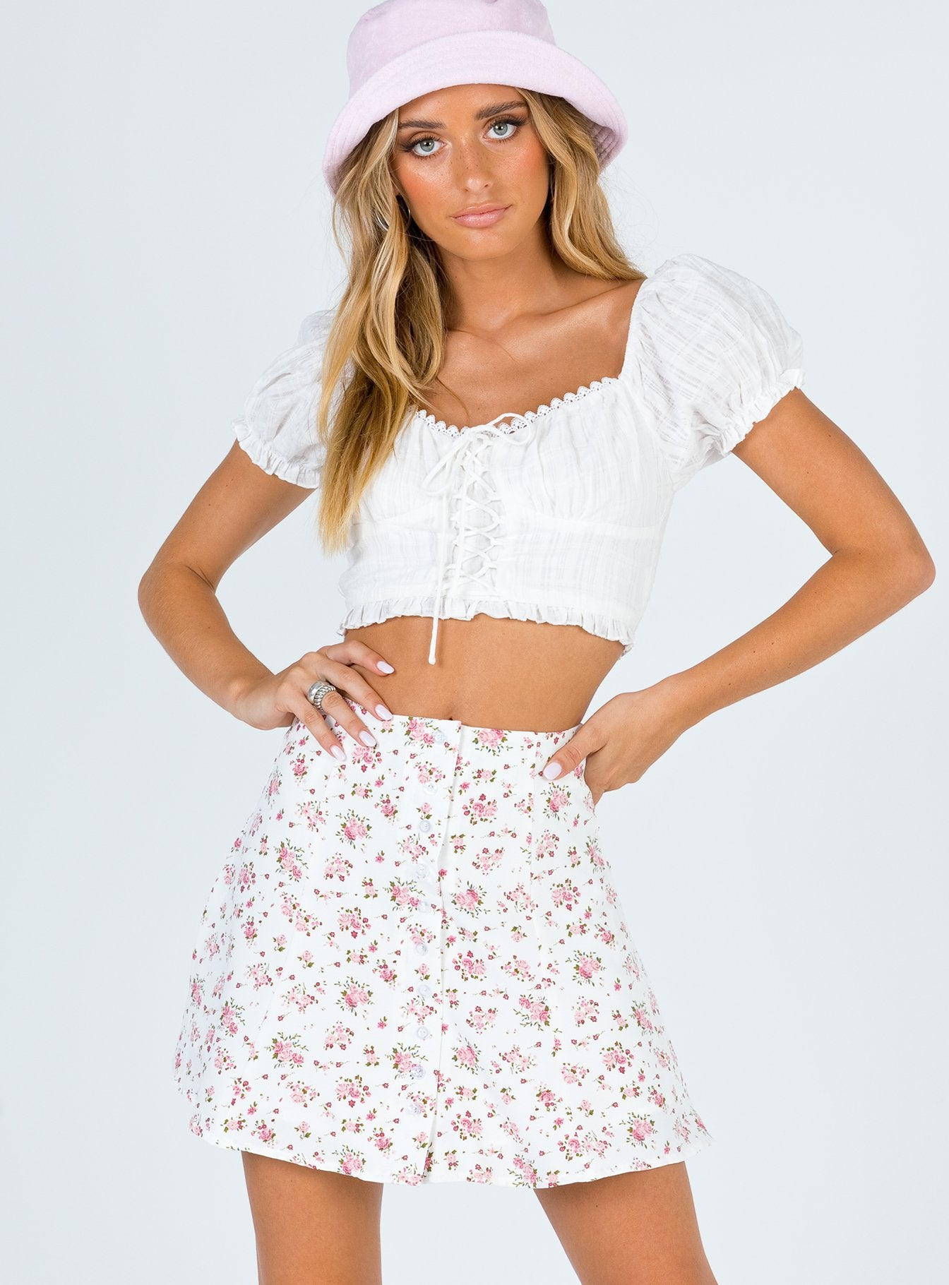 Merrina Mini Skirt