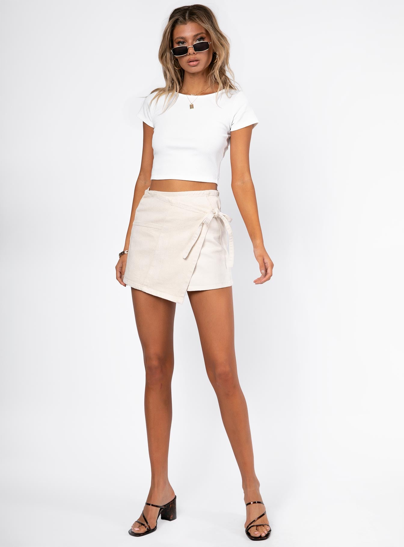 Rhodes Mini Skirt
