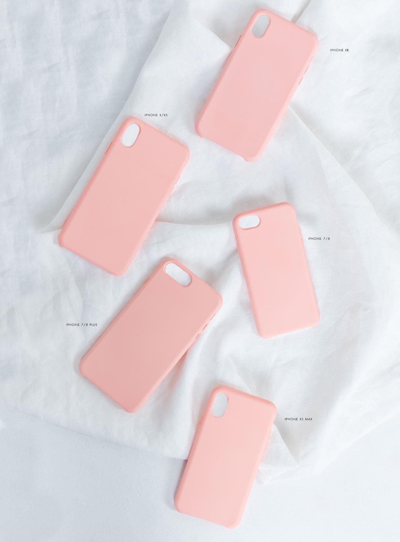 The Classic iPhone Case Pink