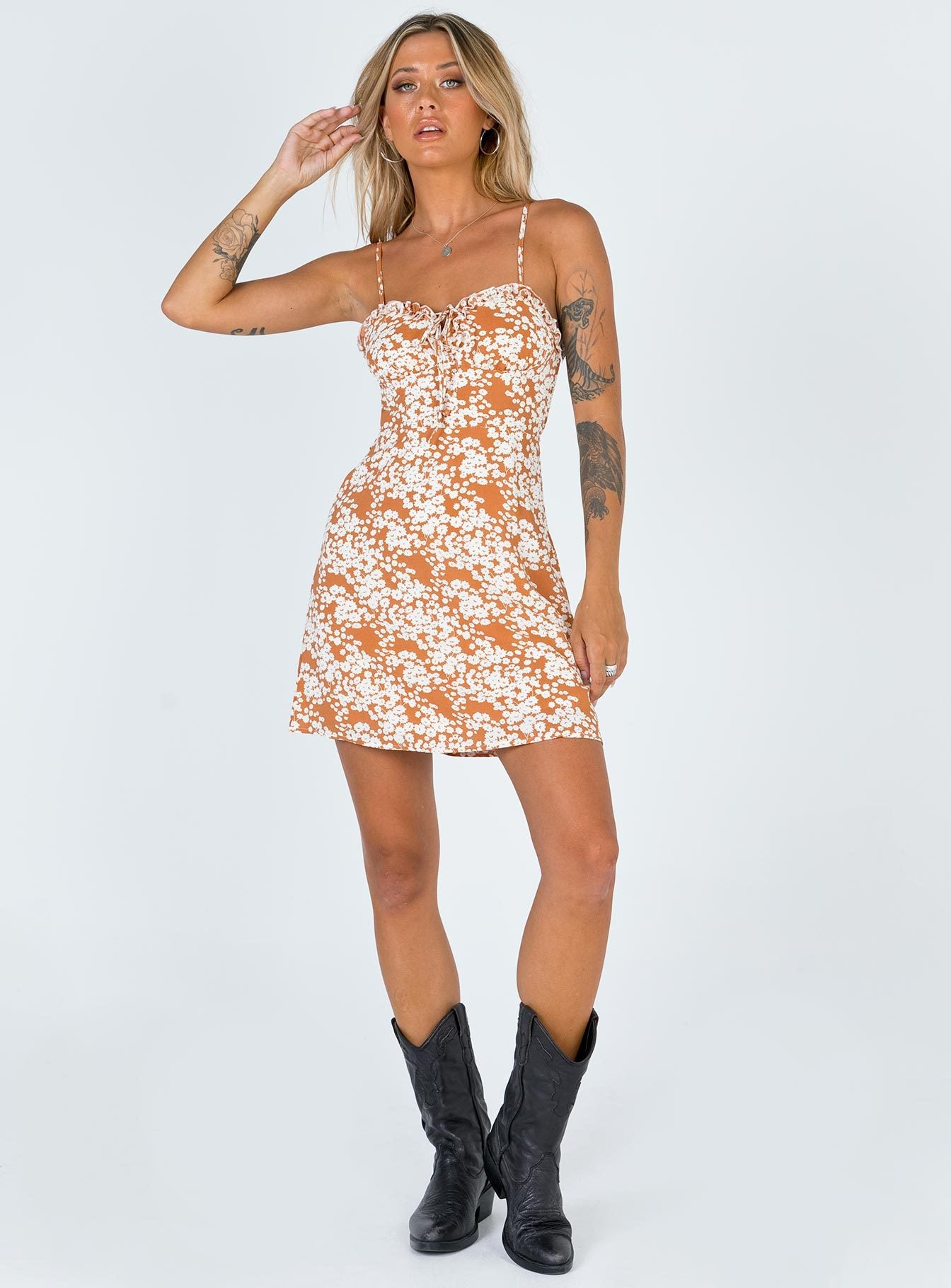 Harmony Mini Dress