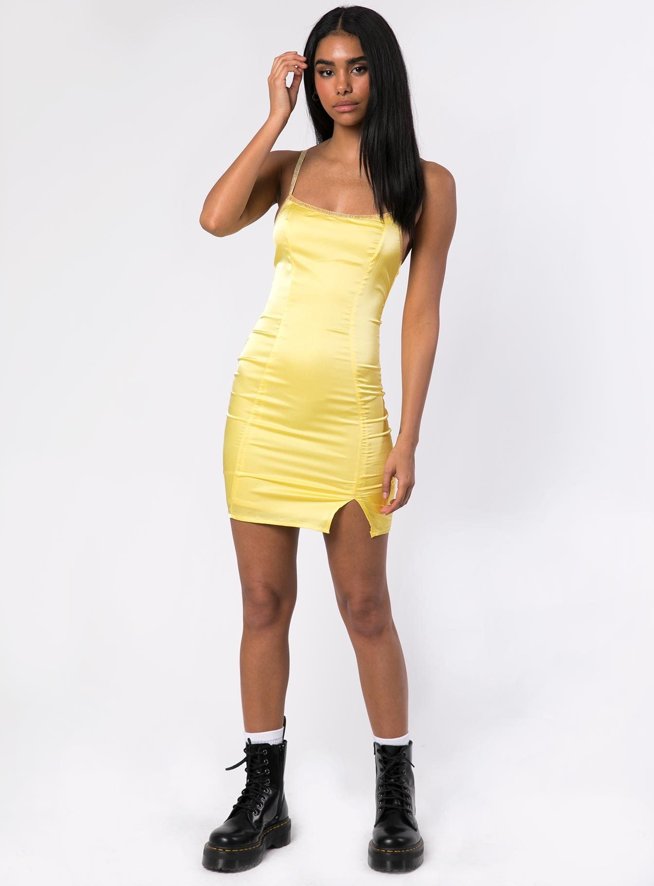 Lover Boy Mini Dress
