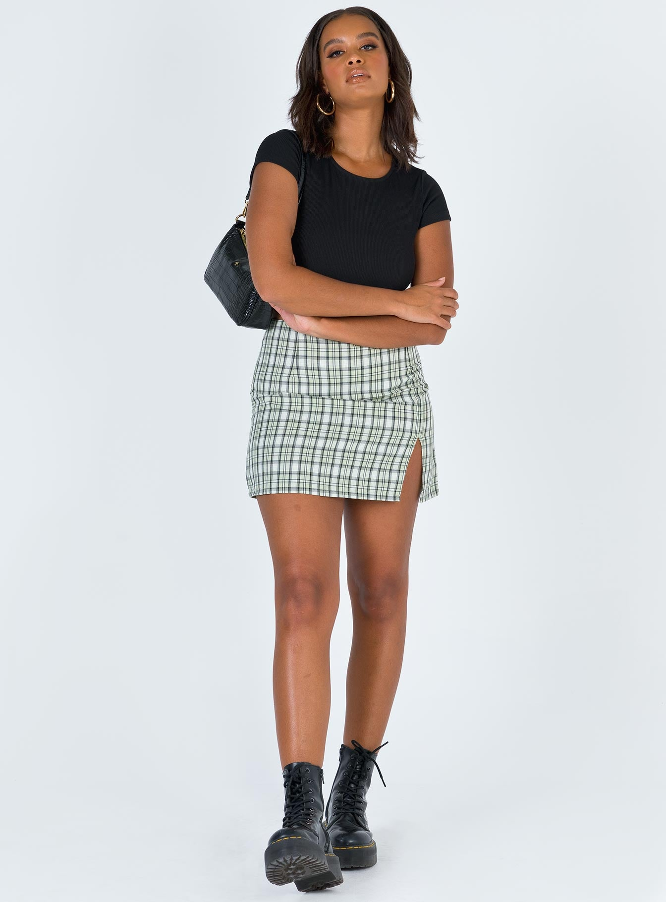 Spencer Mini Skirt