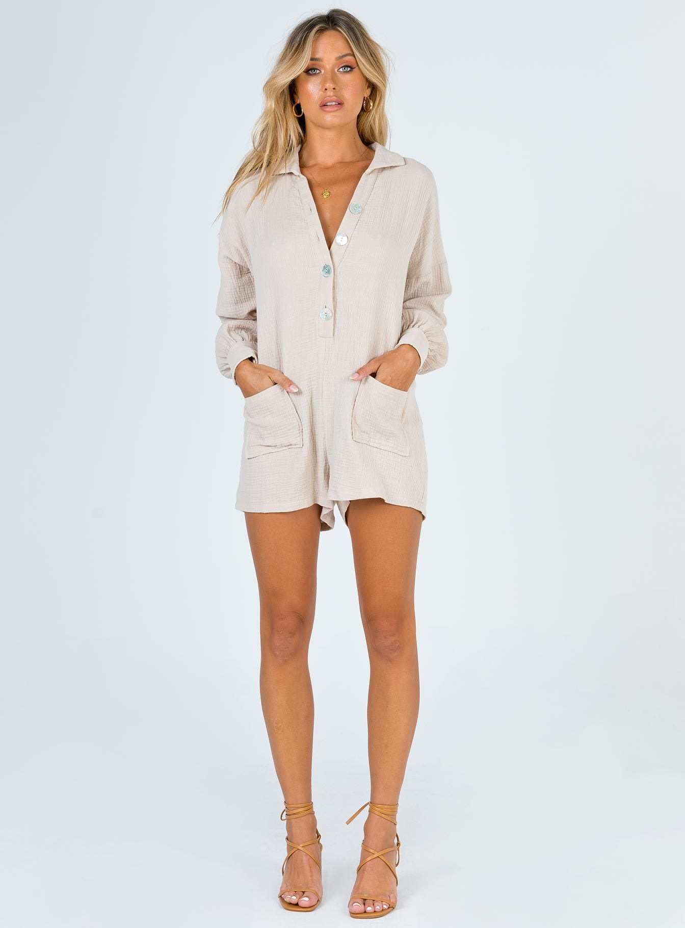 Trixie Playsuit