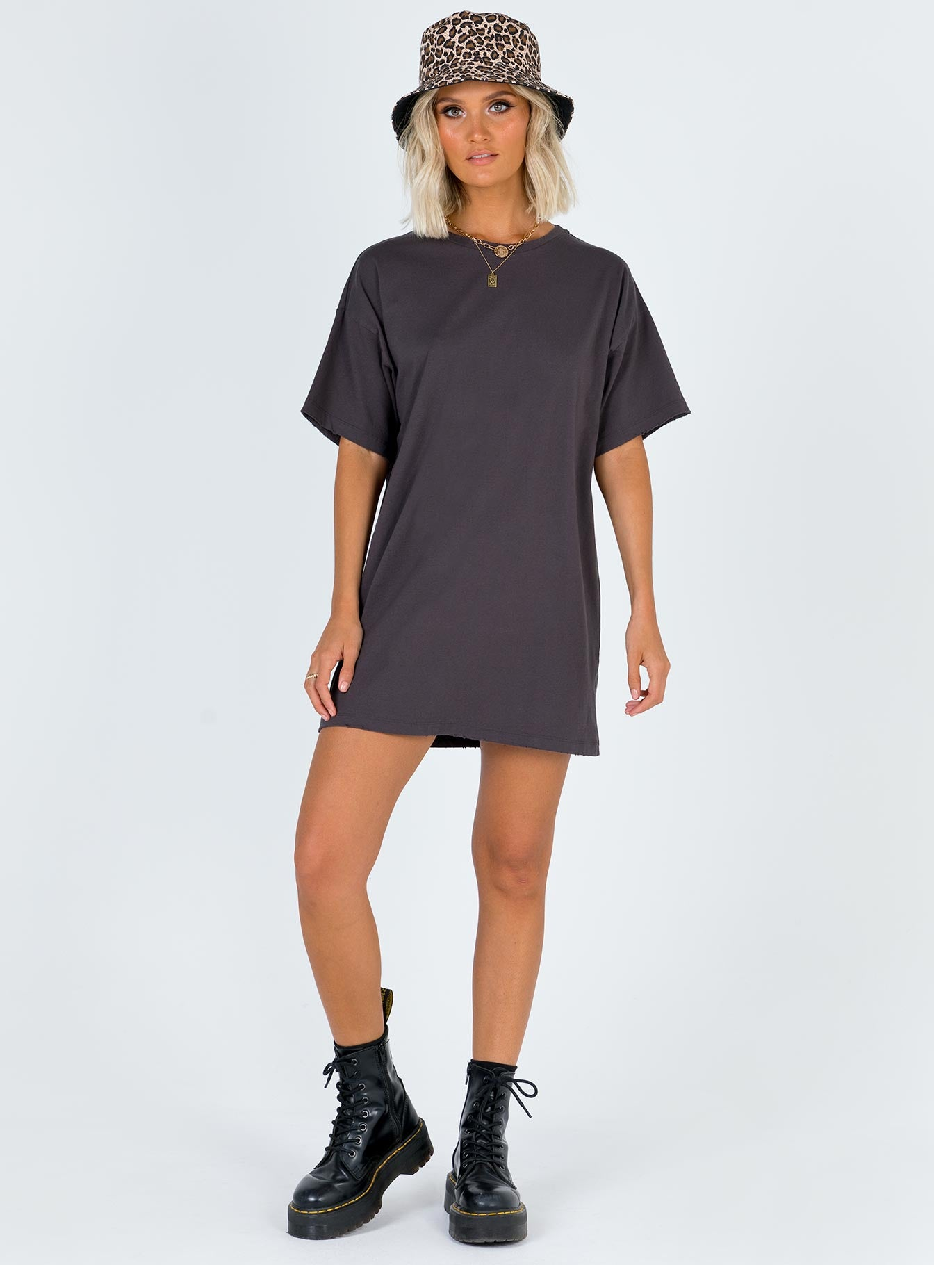 Thunderstruck Tee Mini Dress