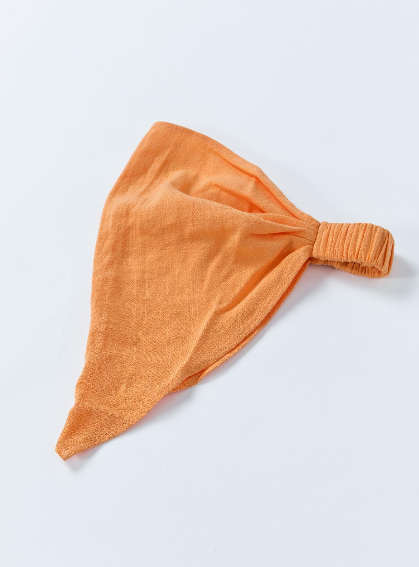 The Amalfi Headband Tangerine
