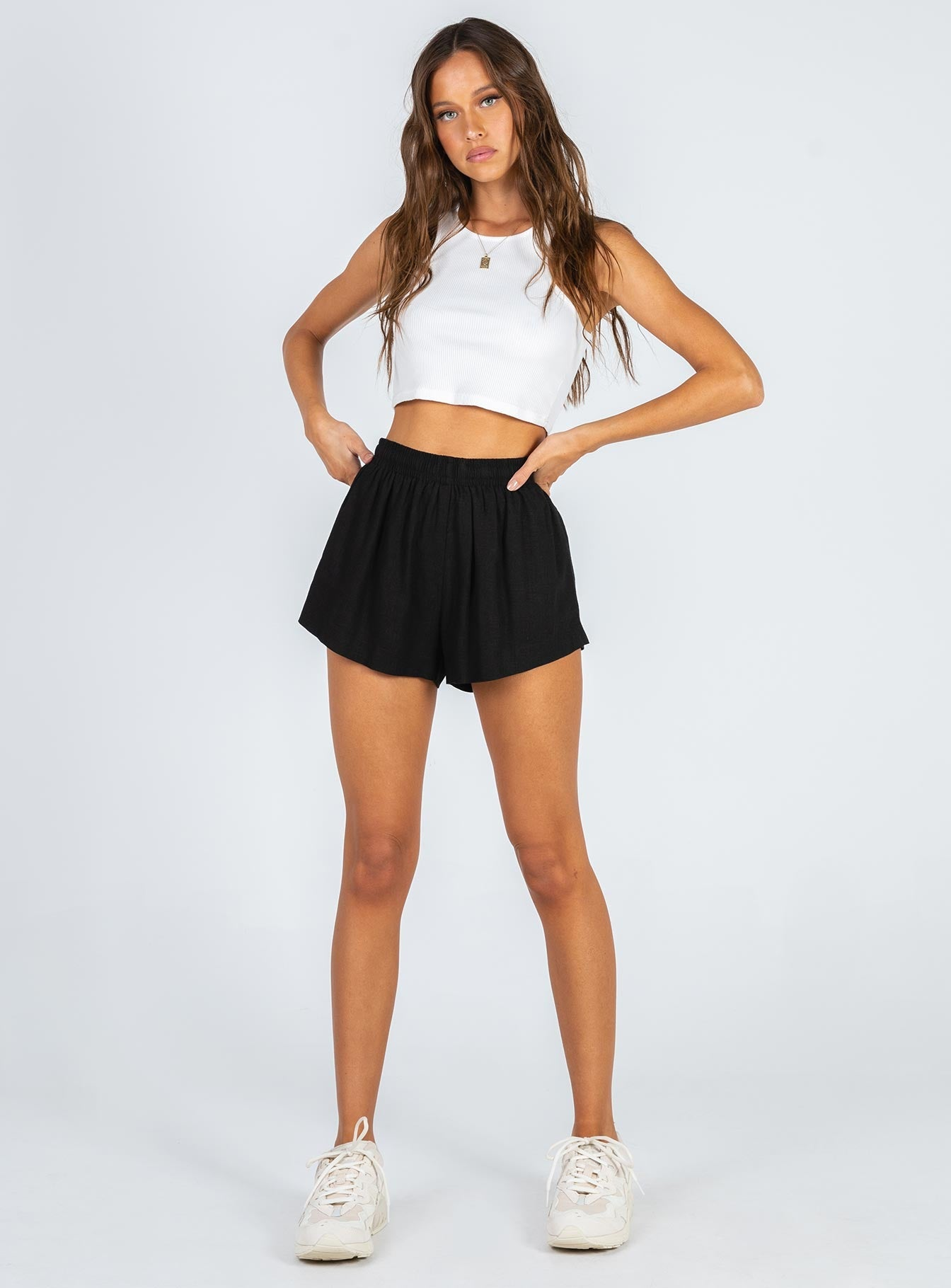Distant Shorts Black