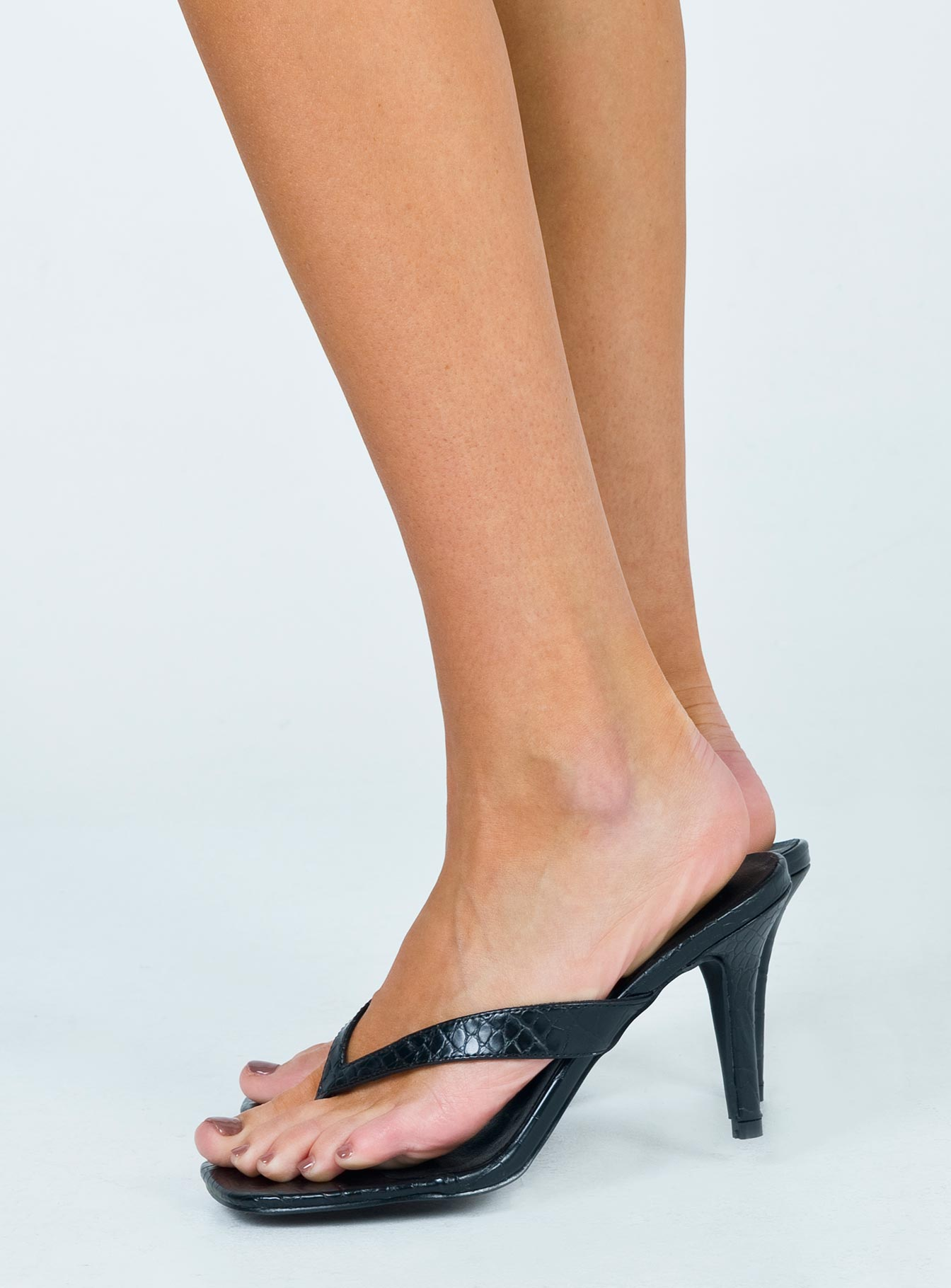 Therapy Mira Heels Black