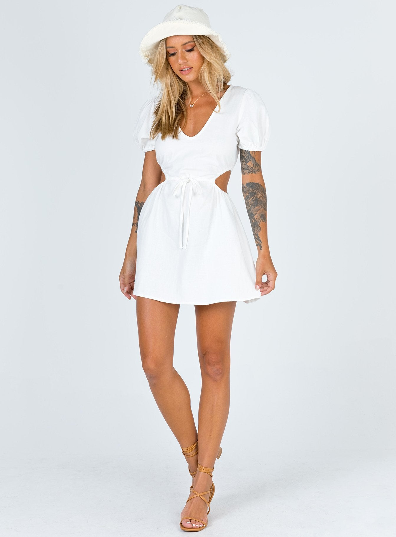 Hermaey Mini Dress