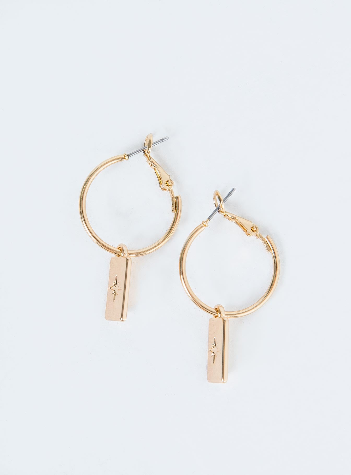 Tal Hoop Earrings