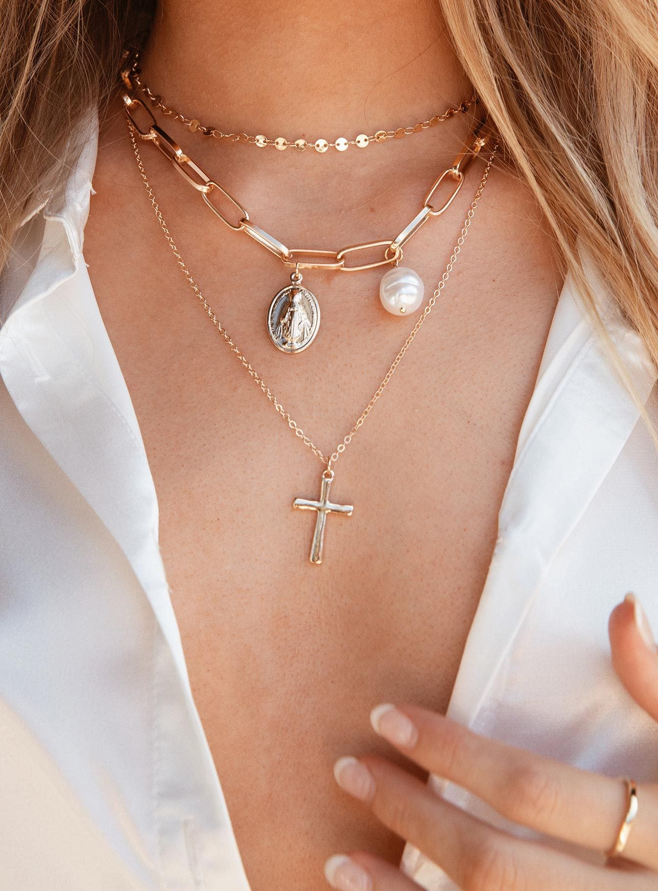 Aria Necklace Set