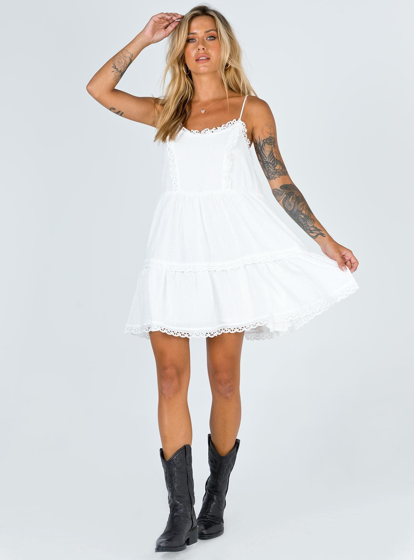 Love Soon Mini Dress