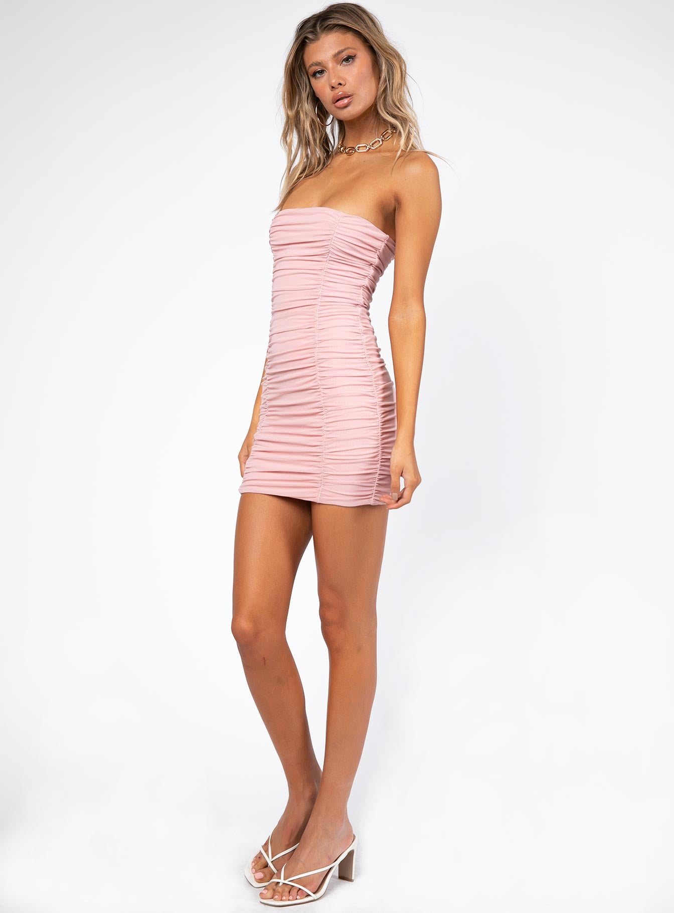 Don't Let Go Mini Dress