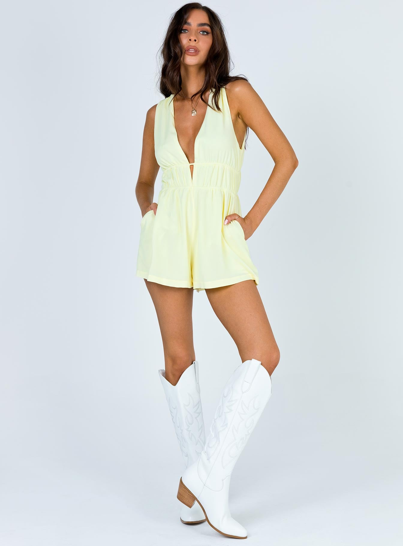 Suga Suga Playsuit