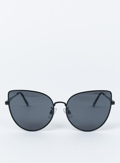 Minkpink Allure Sunglasses Black