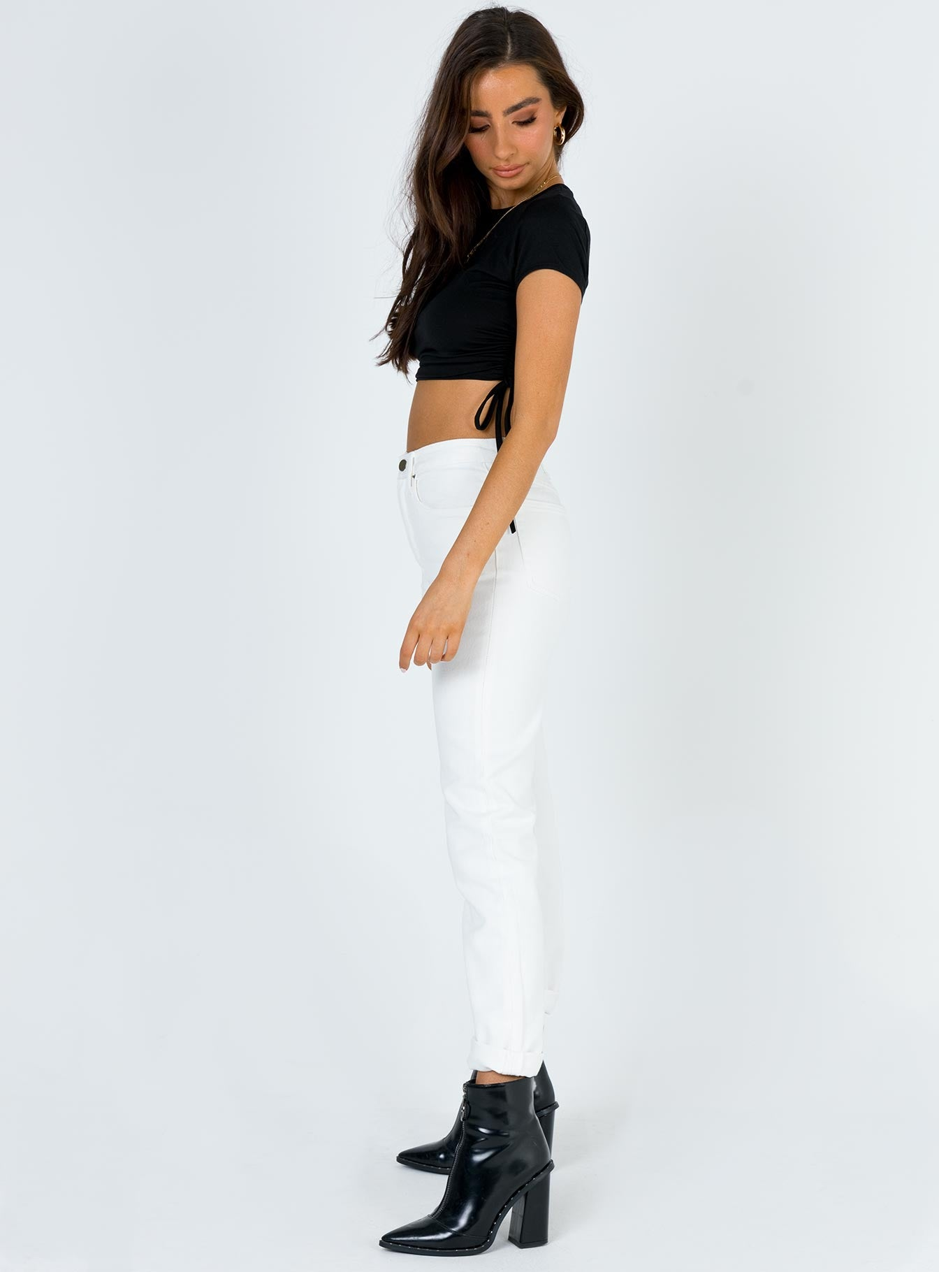 Make it Denim Jeans White Denim
