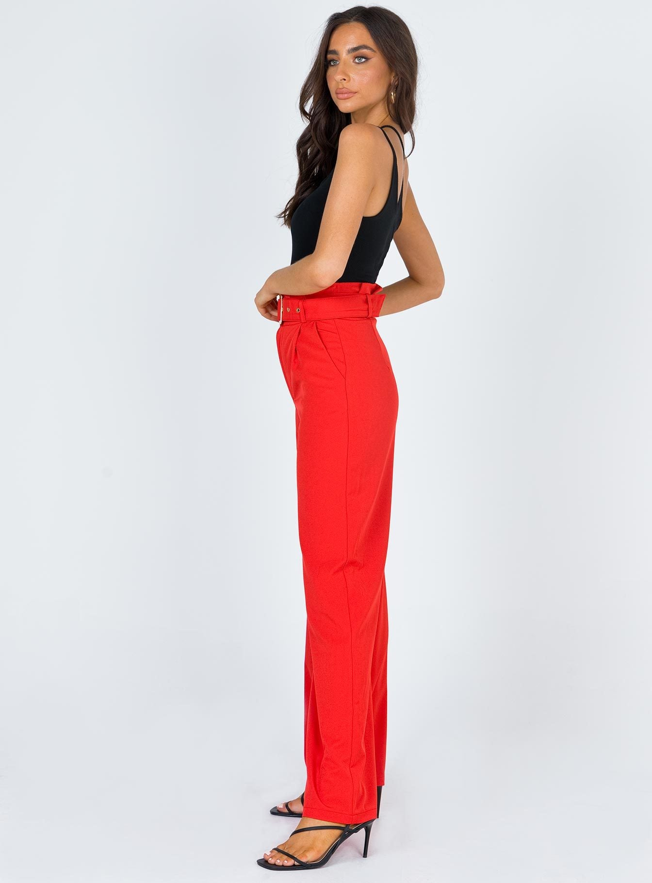 Stormie Pant Red
