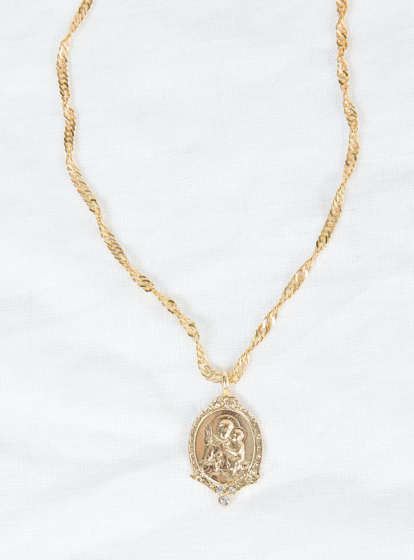 Holy Love Necklace