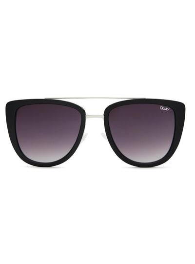 Quay Black French Kiss Sunglasses