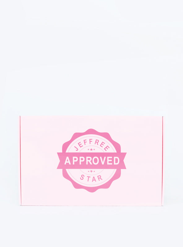 Jeffree Star Cosmetics Black Approved Stamp Mirror