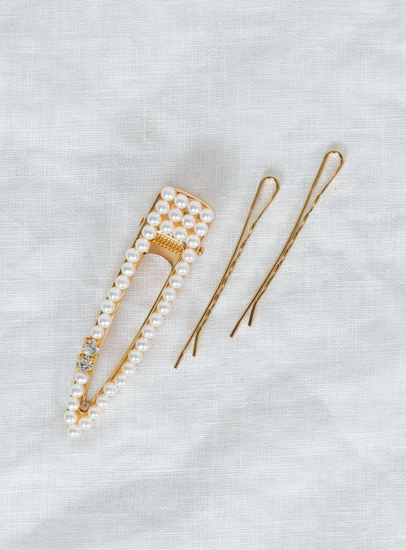 Perfect Love Hair Clip Set