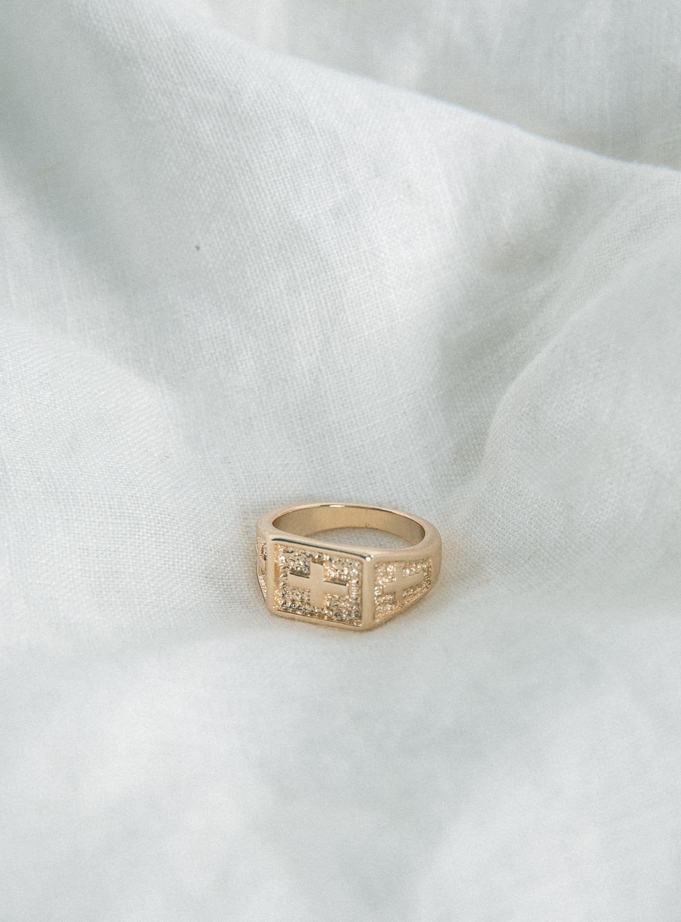The Holy Grail Ring