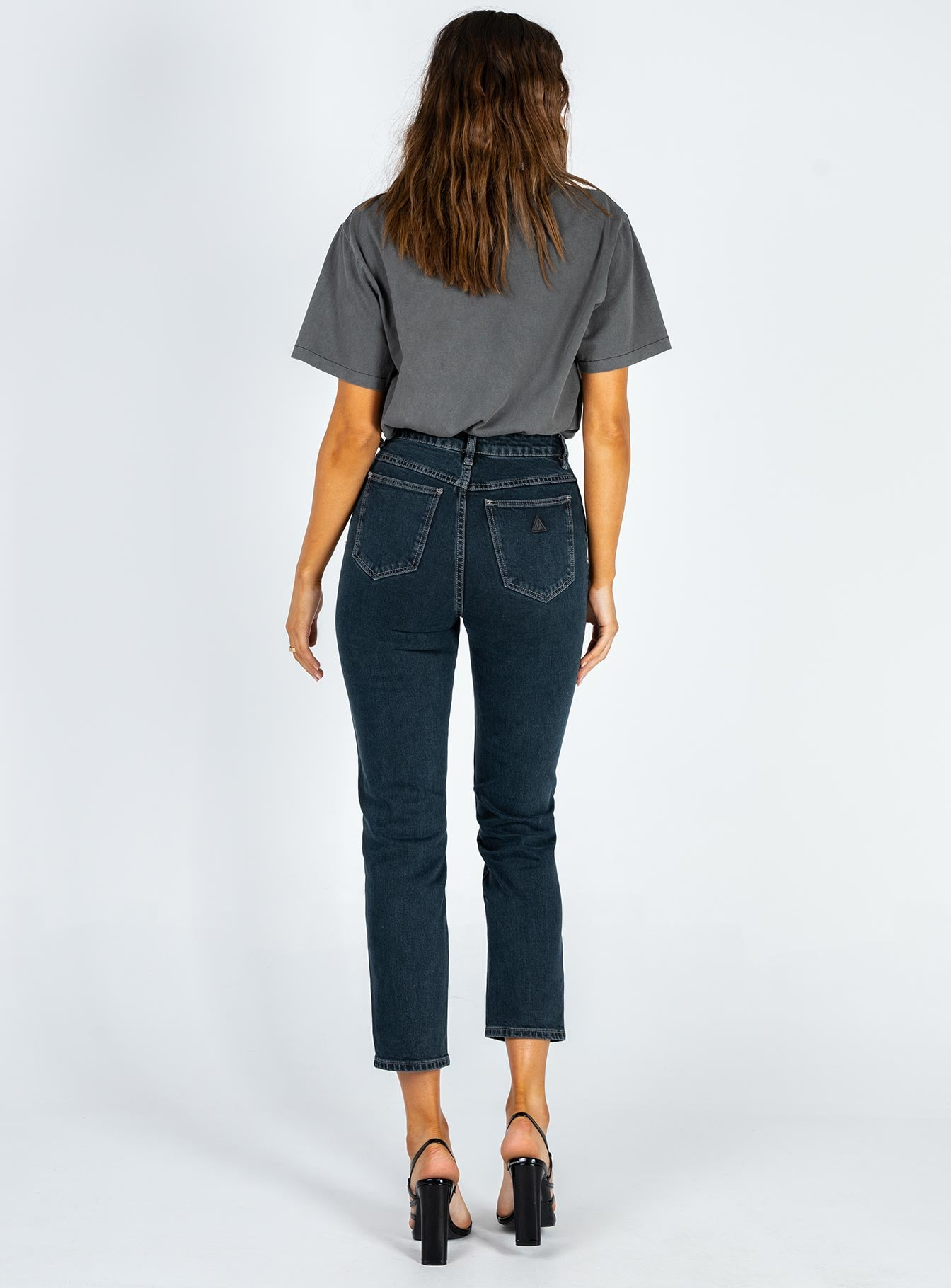 Abrand A '94 High Slim Heather Jeans