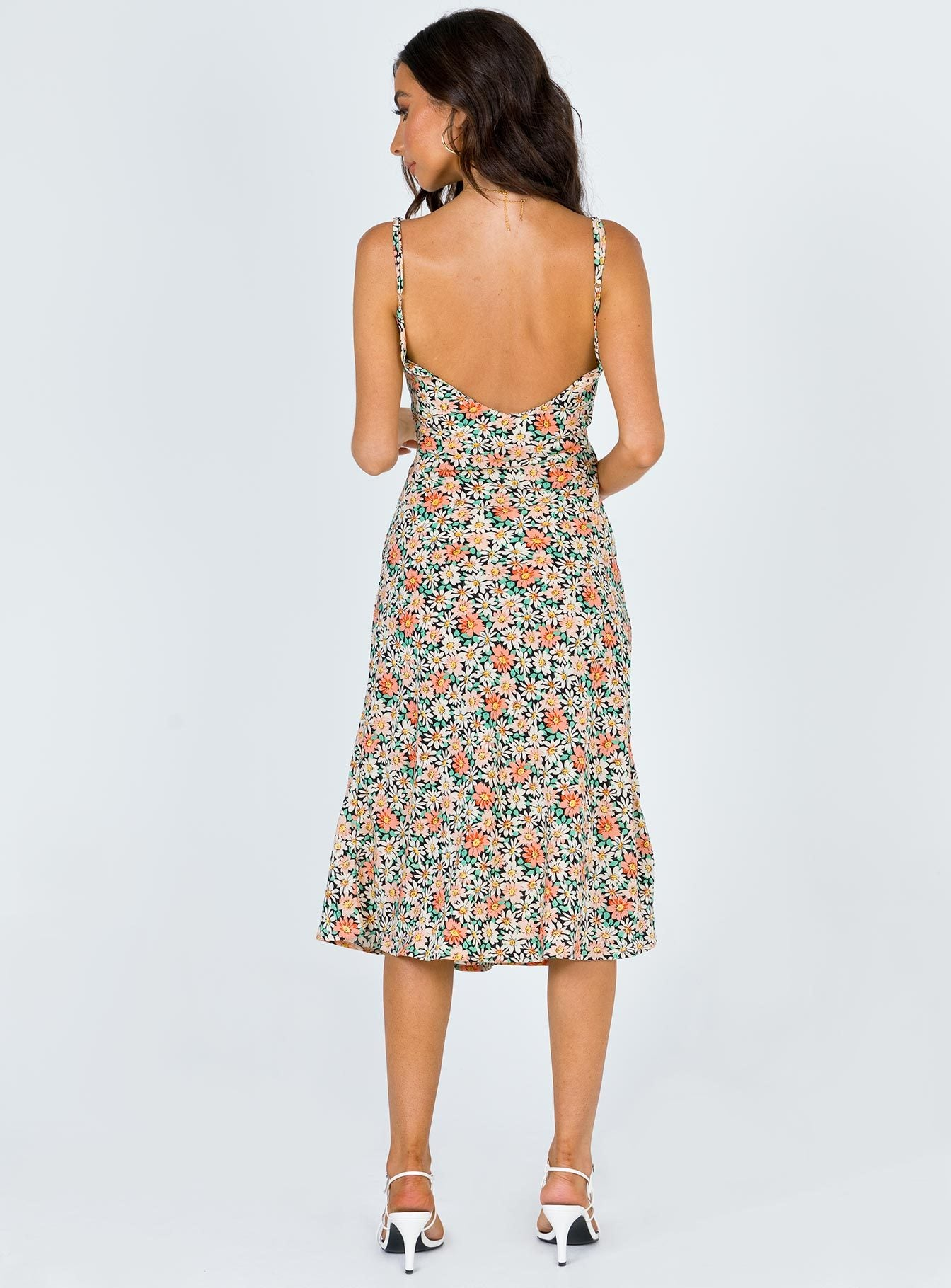 Marlu Midi Dress