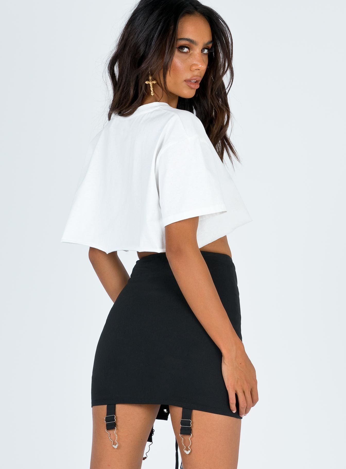 After Hours Mini Skirt