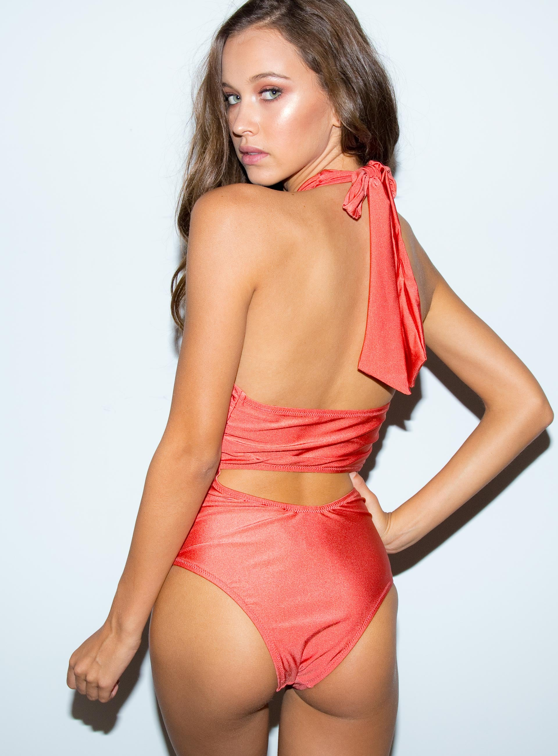 Minkpink Just Peachy One Piece