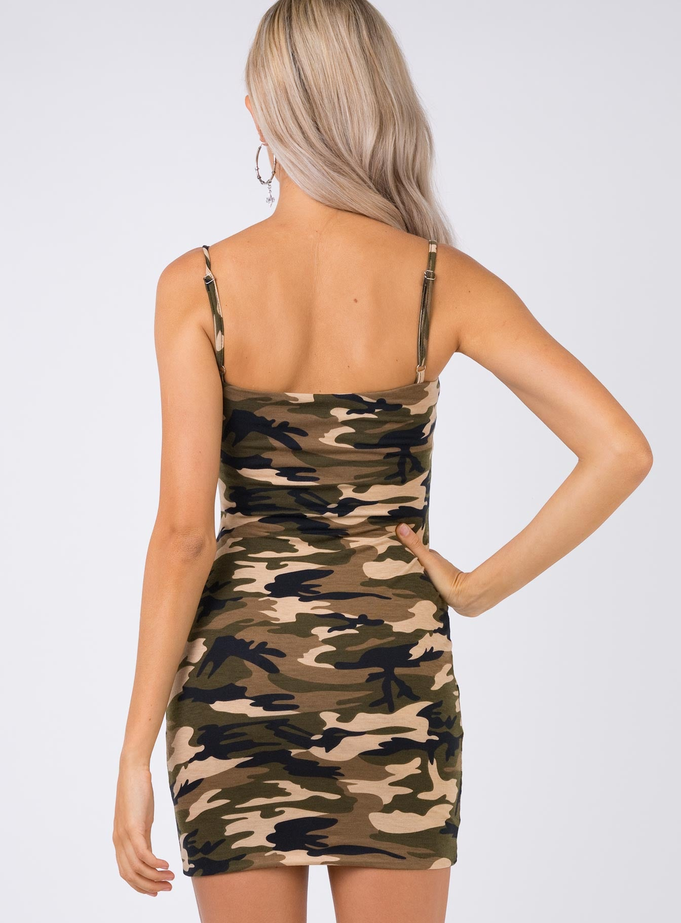 G.I. Jane Mini Dress