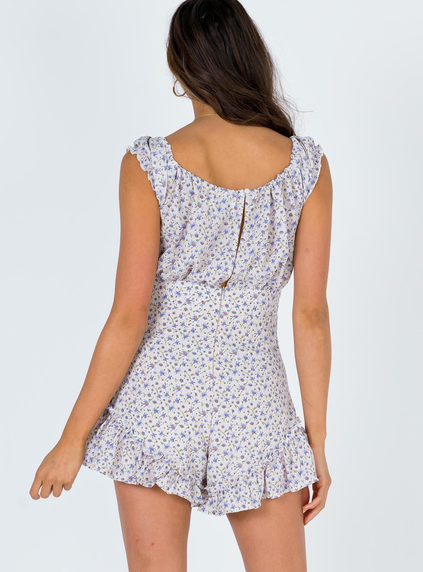 Abrielle Playsuit
