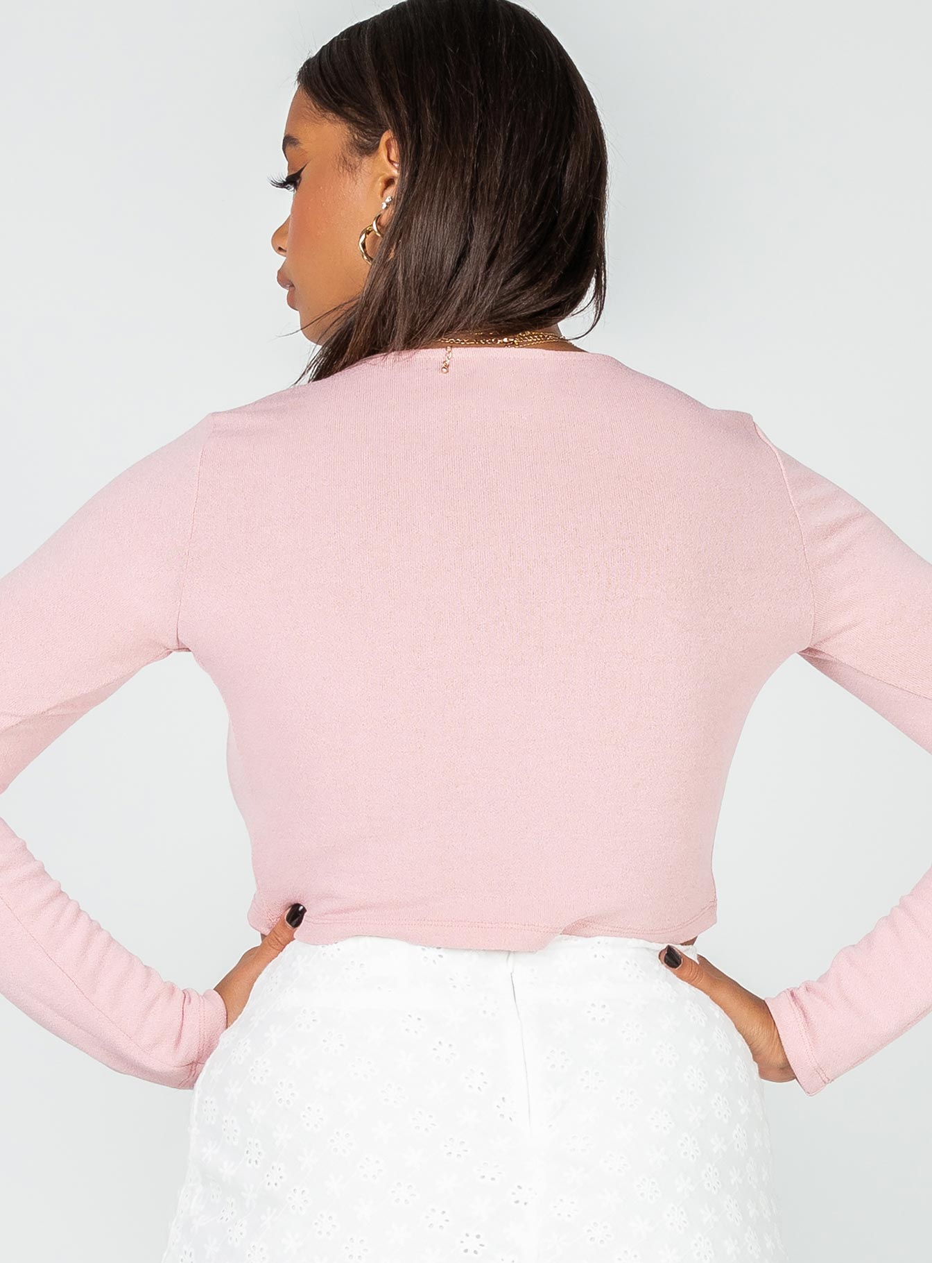 Ailsay Top Pink