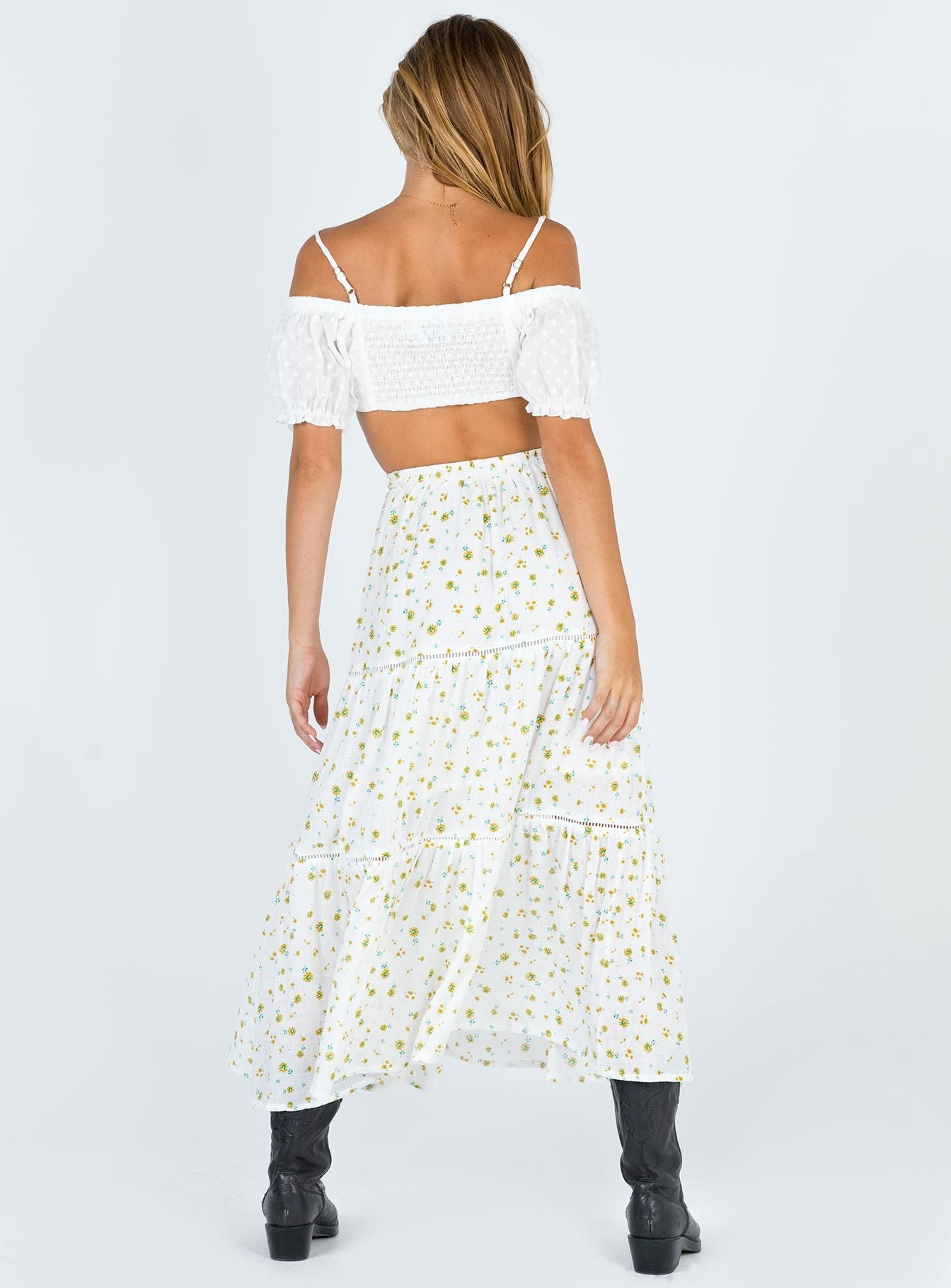 Lily Marie Maxi Skirt