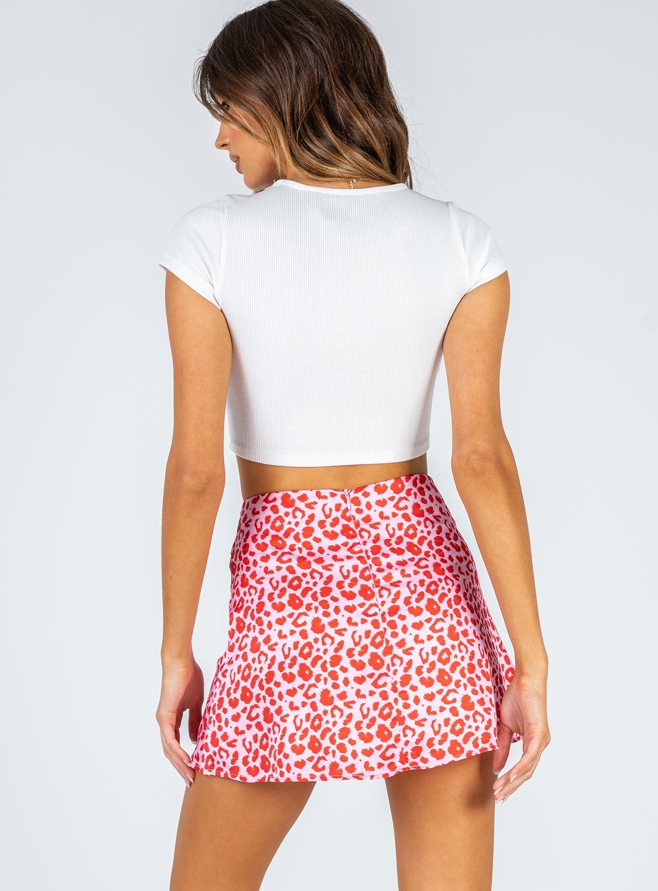 Quinny Mini Skirt
