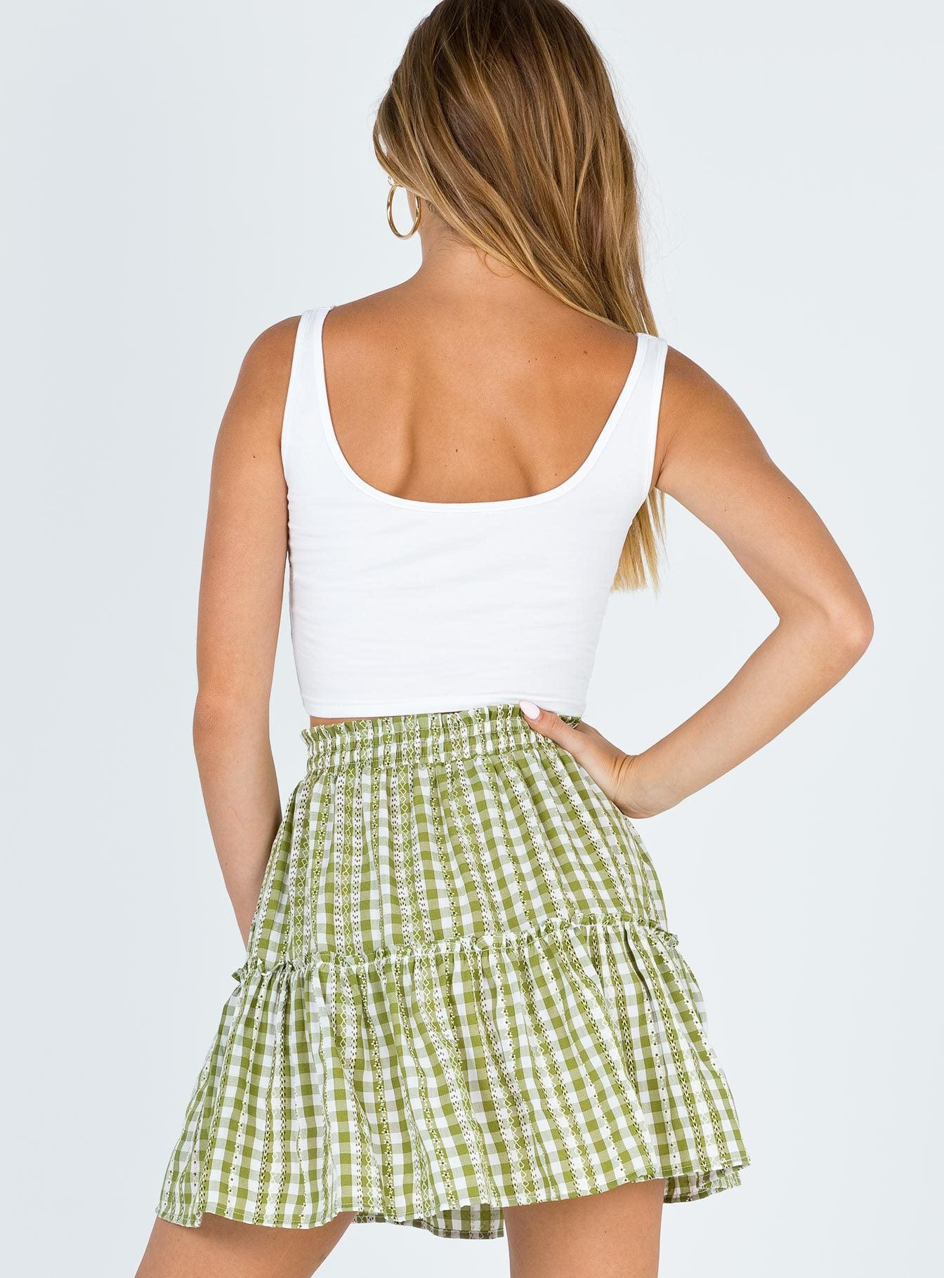 Karla Mini Skirt