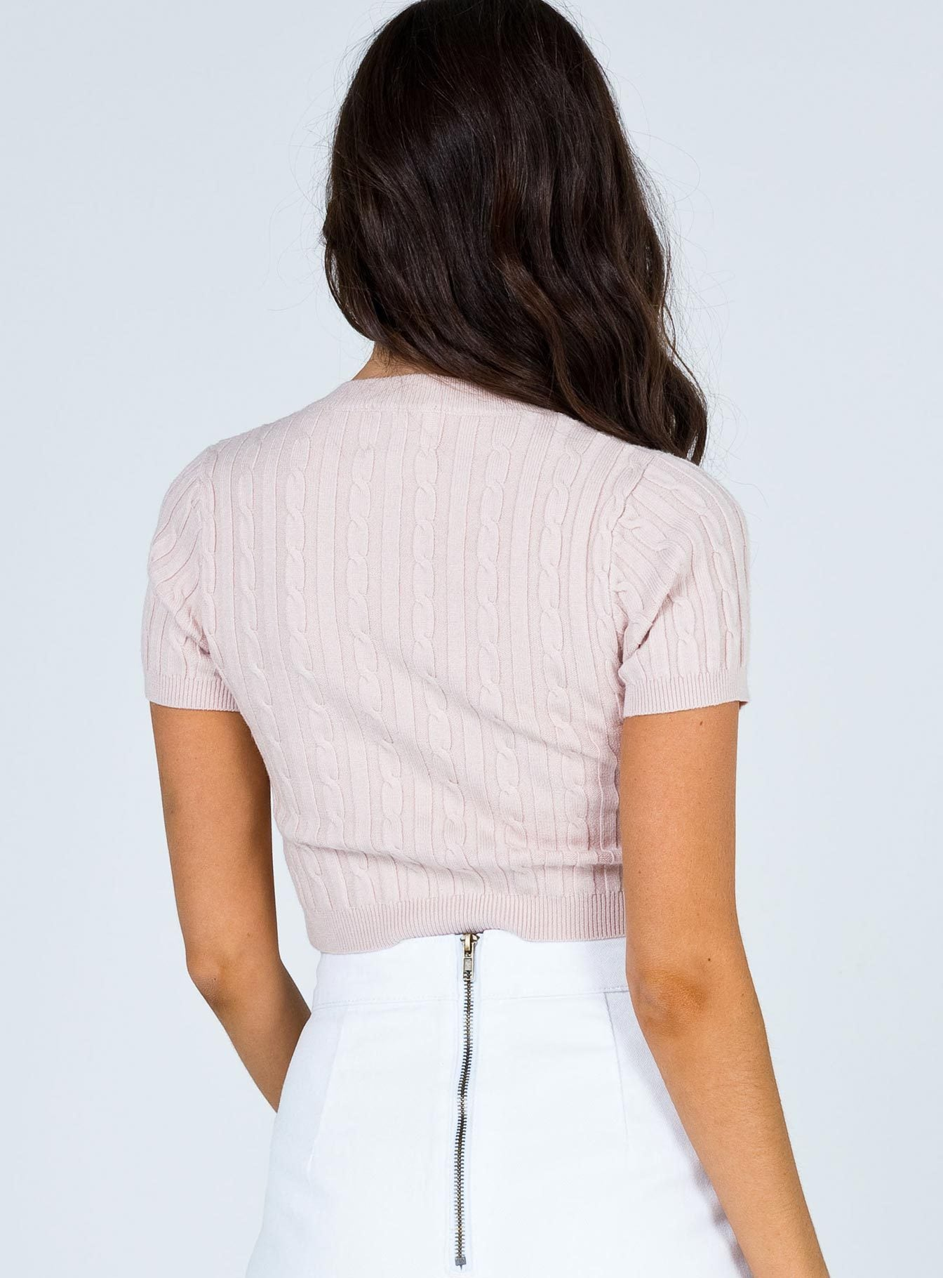 Savana Top Pink