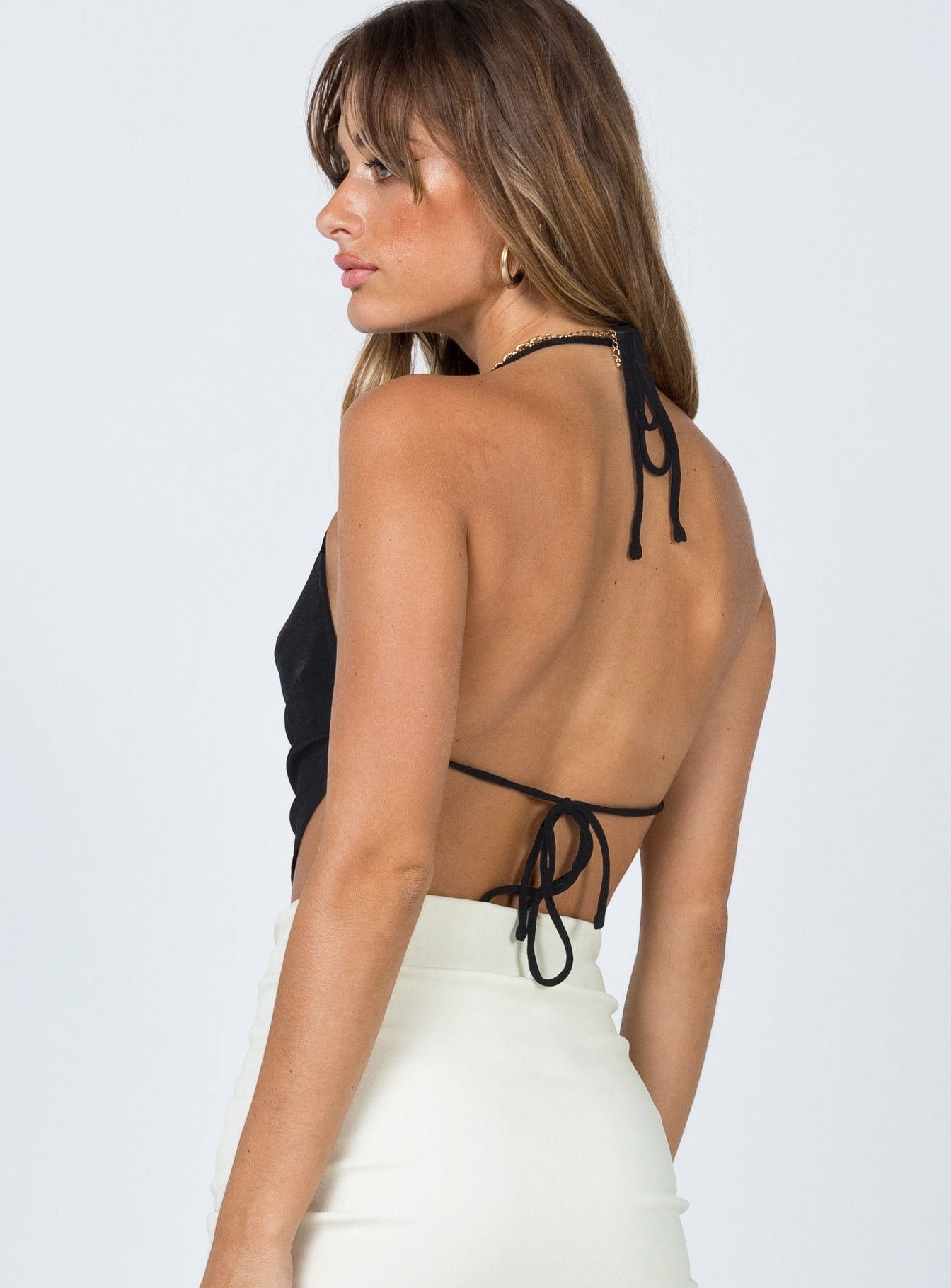 Navaeh Top Black