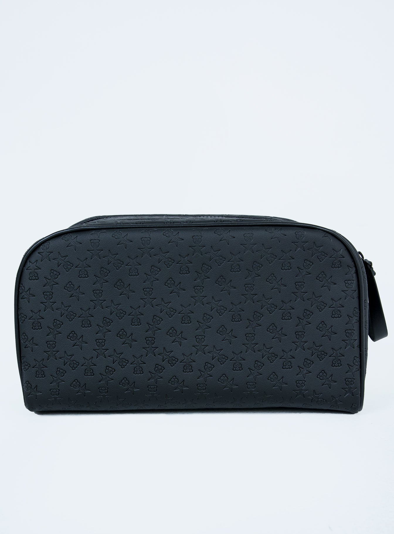 Jeffree Star Cosmetics X Shane Dawson Black Double Zip Makeup Bag