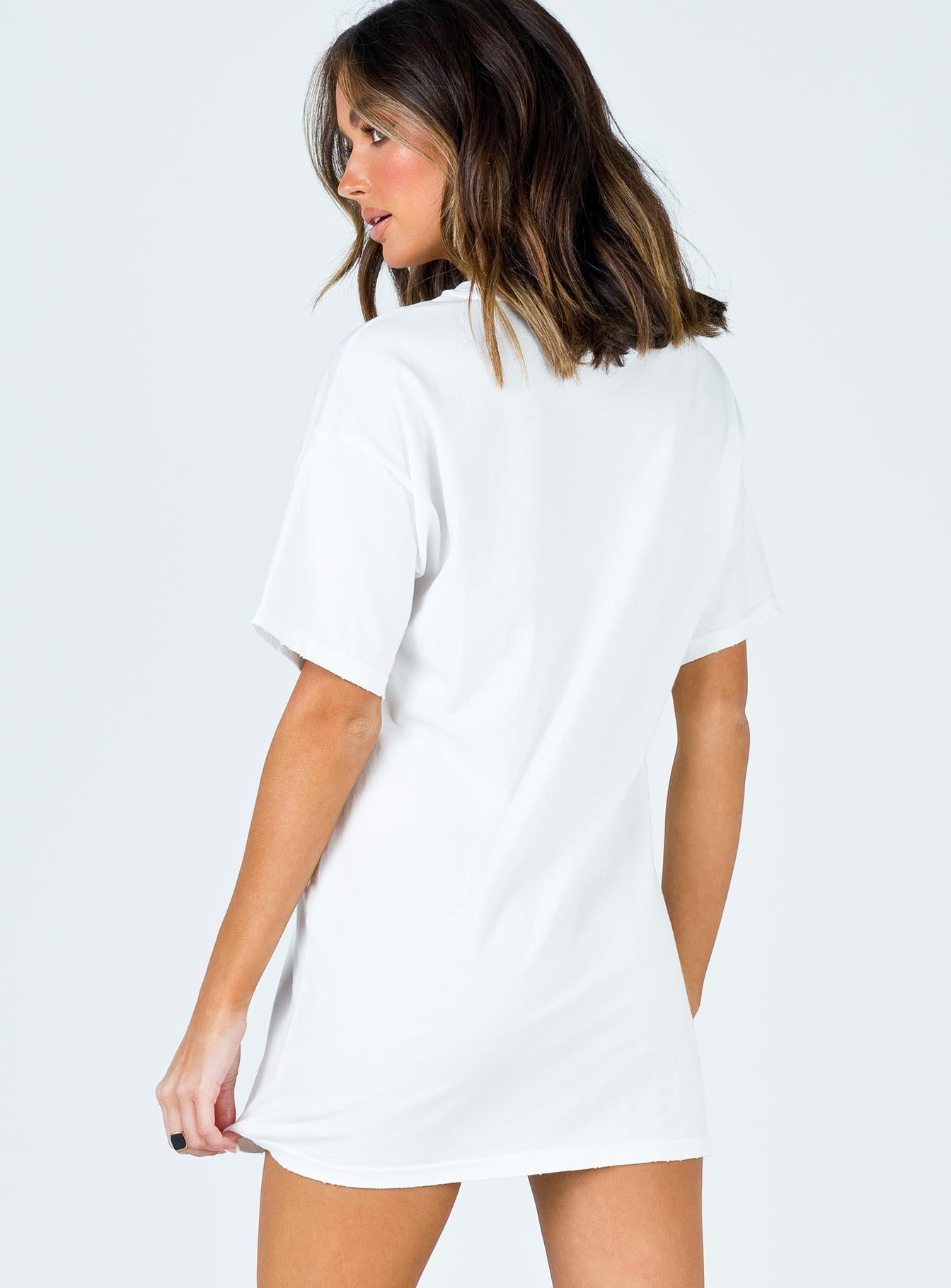 Speed Racer Tee Mini Dress