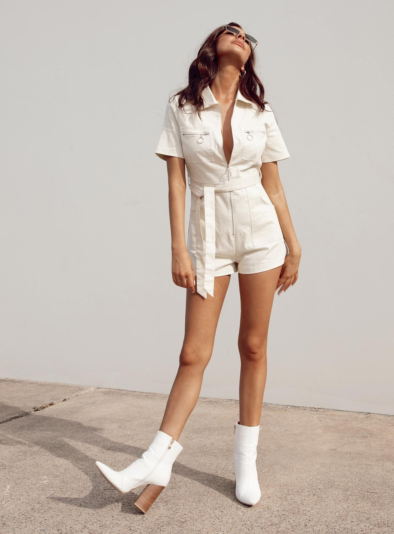 Fair Game Playsuit
