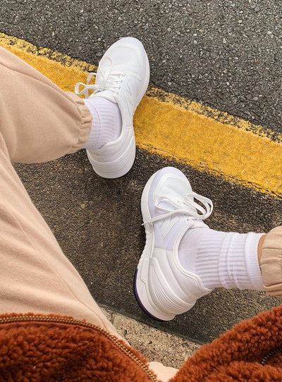 New Balance 247s All White