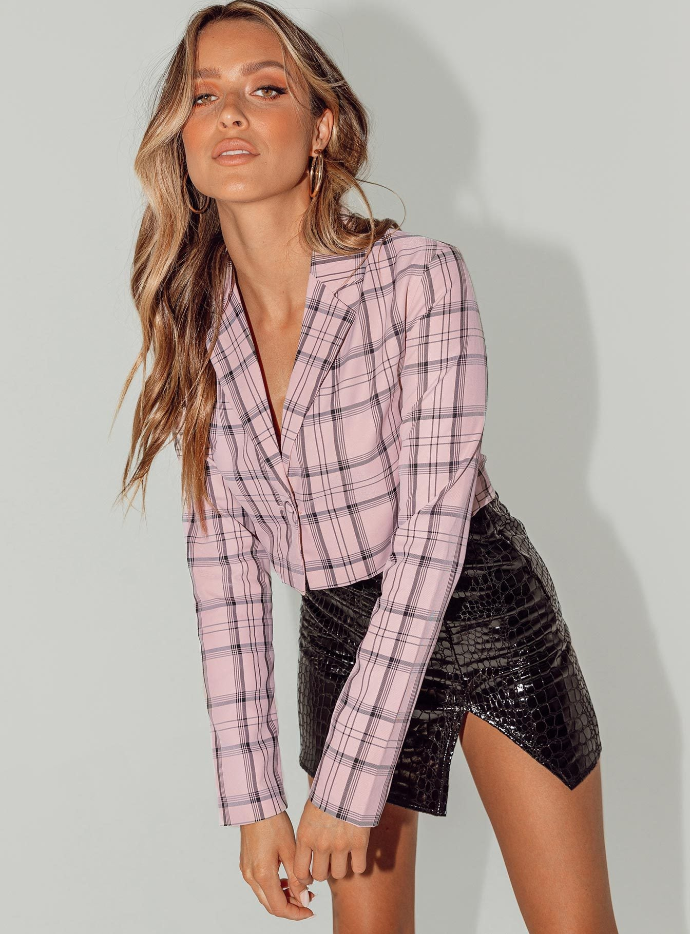 Scottie Cropped Blazer