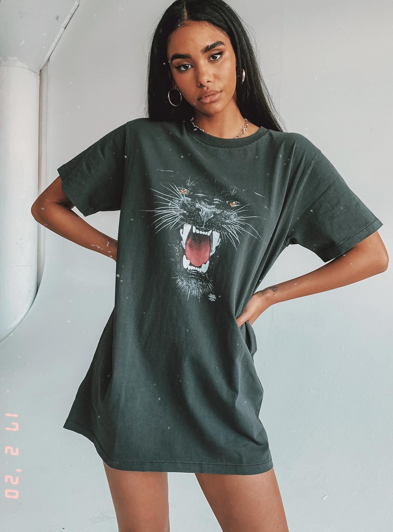 Thrills Jaguar Merch Dress