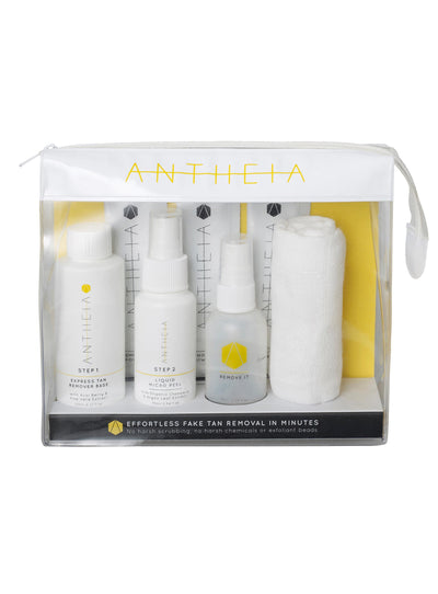 Antheia Fake Tan Remover Kit