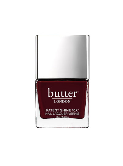 Butter London Rather Red Patent Shine Lacquer