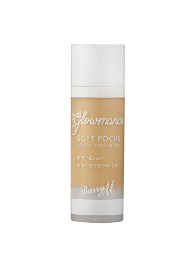 Barry M Glowmance Soft Focus Revitalising Cream