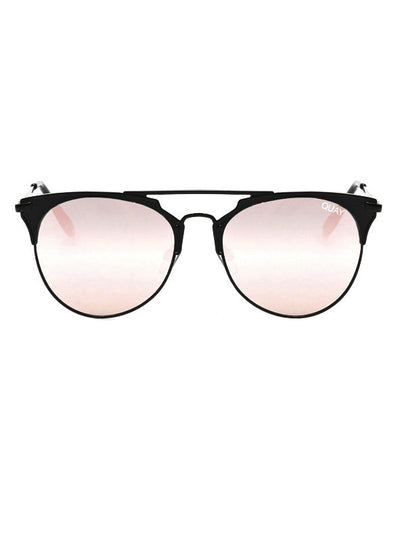 Quay Black Gemini Sunglasses