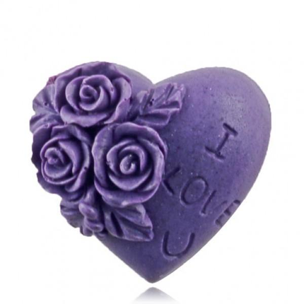 "Moule en silicone ""I Love You"""