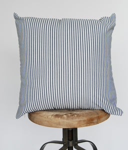 "Asher [18"" square pillow cover]"